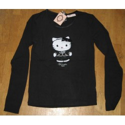 T-Shirt Hello Kitty Victoria Couture noir edition limitée Taille S/M