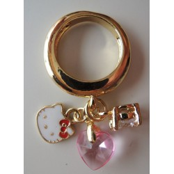 Bague Hello Kitty VICTORIA COUTURE T54