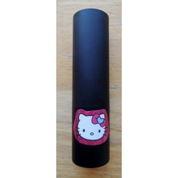 "Rouge à levres Hello Kitty rouge profond ""Tete de Kitty"" n909"