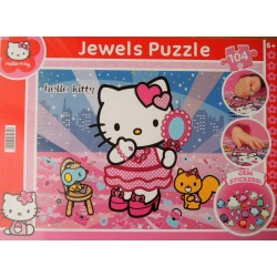 Puzzle Hello Kitty 104 pieces