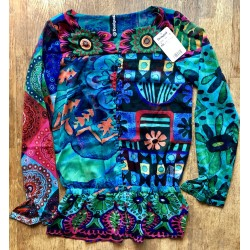 Chemisier Desigual taille XS