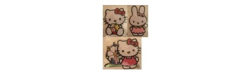 Les Ecussons Hello Kitty...