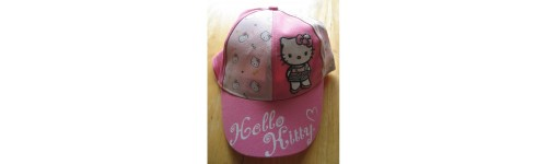 Casquettes Hello Kitty