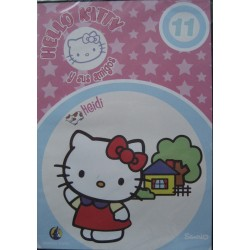 "DVD Hello Kitty "" Heidi"""