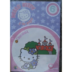 "DVD Hello Kitty "" Cendrillon"""