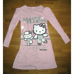 "Robe Hello Kitty rose ""Dance"" taille S"