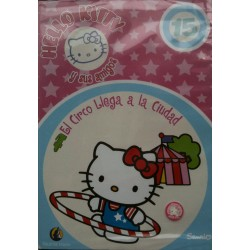 "DVD Hello Kitty ""Le Cirque arrive en ville"""