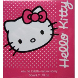 "Eau de toilette Hello Kitty ""Fresh Kitty"" 50 ml"