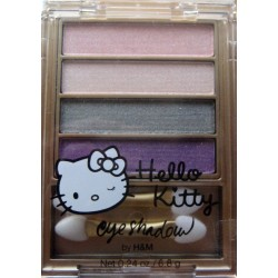 Palette de Maquillage Hello Kitty 4 tons 8,5x6cm