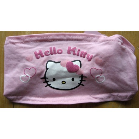 Bandeau pour cheveux Hello Kitty rose