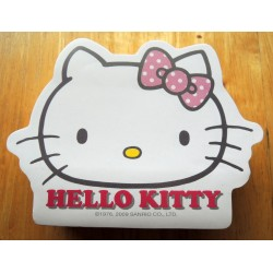 "Lot de 200 post-it (environ) Hello Kitty ""Tete de Kitty"" 7x9cm."