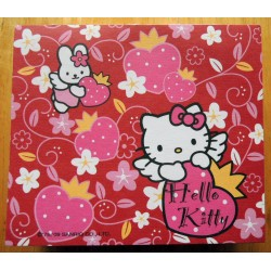 "Lot de 200 post-it Hello Kitty ""Angel"" 7x8cm"