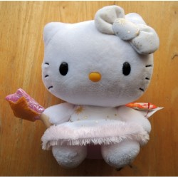 "Peluche Hello Kitty ""Fée"" H 15cm"