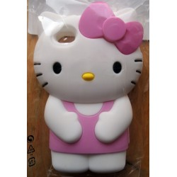 "Coque pour Iphone 4/4S Hello Kitty ""Figurine"""