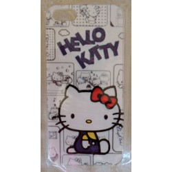 Coque pour Iphone 5/5S Hello Kitty blanche