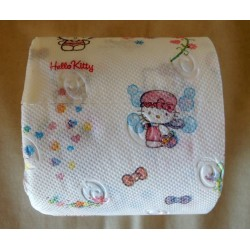 Rouleau de papier toilette Hello Kitty