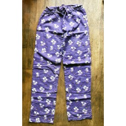 "Pantalon de pyjama Hello Kitty mauve ""Tea Cup"" taille S"
