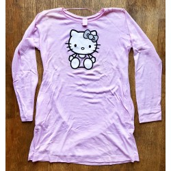 Chemise de nuit Hello Kitty rose Taille S (12/13 ans)