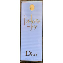 J'adore in Joy DIOR eau de toilette 30ml