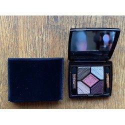 """Palette regard couture 5 couleurs DIOR n806 """"Capital of light"""""""